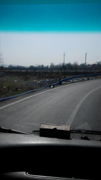 高速公路匝道的设计缺陷